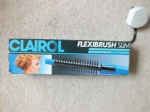 Clairol Flexibrush Slim Hot Styling Brush (BNIB)