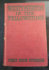 WESTY MARTIN IN THE YELLOWSTONE 1924 Percy Keese Fitzhugh
