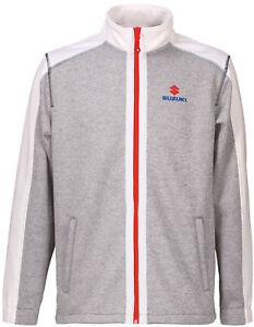 Genuine Suzuki Fleece Jacket 990F0-WTFJ1