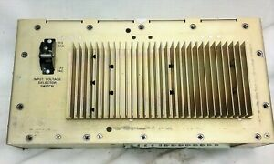 HARRIS POWER SUPPLY MODEL 822   115/230V  +5V +28V +15V -15V