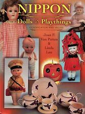 Japanese Nippon Dolls Toys Dishes - Types Makers Marks / Illustratd Book+ Values
