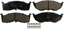 Disc Brake Pad Set-ProSolution Ceramic Brake Pads Front Monroe GX730