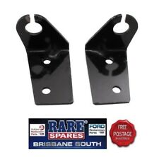 FORD FALCON XC WITH 9 INCH DISC REAR HAND BRAKE CABLE MOUNTING BRACKETS GS
