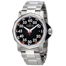 Corum Admirals Cup Competition Black Dial Automatic Mens Watch 082.962.20/V700