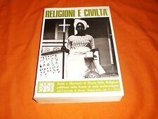 studi e materiali di storia delle religioni ist. studi religiosi roma i,72