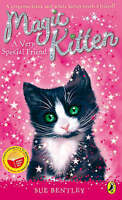 A Very Special Friend (Magic Kitten) by Sue Bentley, Good Book (Paperback) Fast