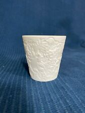 Candelabro Cristal en Porcelana de Limoges Deshoulieres Para Toupargel Vintage