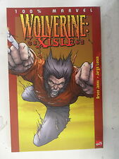 1 x Comic  100% Marvel   Wolverine Xisle   Nr.3    Zustand 1