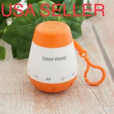Infant Shusher Sleep Aid - 6 Different White Water Rain Ambient Baby Noises USB