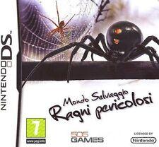 Mondo Selvaggio - Ragni Pericolosi - Nintendo DS