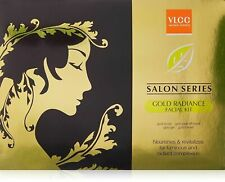 Gold Radiance Facial Kit Salon Series From Vlcc (240 gm)