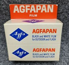 """1966 Agfapan 127 """"Duo Roll Pack"""" (Exceptionally Clean)"""