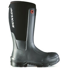 Dunlop Mens Snugboot Workpro Slip On Safety Wellington Boots