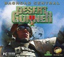 Baghdad Central Desert Gunner  Win XP Vista 7 8  NEW PC Game  non-stop Action