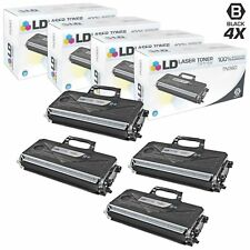 LD © Comp Brother TN360 4pk Black DCP-7030 7040 HL-2140 2150 2170 7345 7440