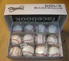 Diamond DOL-X Official Baseball Leather 1 Dozen