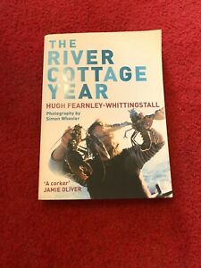 The River Cottage Year cookbook (JFC)