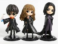 Q Posket Harry Potter Hermione Snape Fred George Weasley Malfoy Action Figure