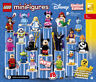 Lego Minifigures Disney - Discontinued Minifigs LIMITED STOCK