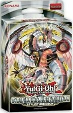 Konami YGO Cyber Dragon Revolution Structure Deck