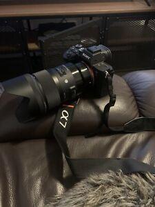 sony a7iii With Sigma Art 35mm