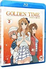 Golden Time Collection 2 (Episodes 13-24) [Blu-ray] [DVD][Region 2]