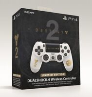 Sony PlayStation Dualshock 4 V2 Destiny 2 Limited Edition Controller [PS4]