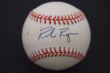 Rob Ryan Diamondbacks A's Washington State Autographed National League Baseball