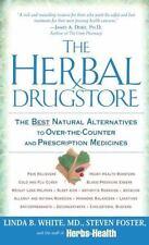 The Herbal Drugstore Best Natural Alternatives Over-the-Counter Prescript Meds