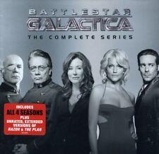 Battlestar Galactica: The Complete Series [New DVD] Oversize Item Spil