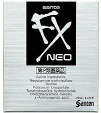 Santen Sante FX Neo 12mL eye drop ( 20 Packs Set ) Japan NEW