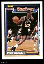 1999-00 Topps Chrome NBA All-Stars #AS9 David Robinson San Antonio Spurs Card Verzamelkaarten, ruilkaarten