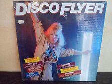 "LP 12"" DISCO FLYER - Compilation DISCO - SEALED - WEA -58711 - HOLLAND/BELGIUM"