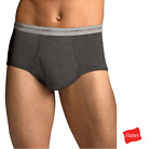 Hanes Men's Color Briefs Assorted Colors Tagless (Comfort Flex Waistband) 6-Pack