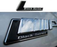 ☆ LOGO AMG BLACK Series mercedes STICKER , AUTO EMBLÈME ☆