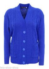 Pulls et cardigans bleu en laine taille M pour femme