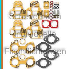 2xDichtsatz Weber 40 DCOE Vergaser Bologna BMW,Lotus,Simca,Caterham,Alfa