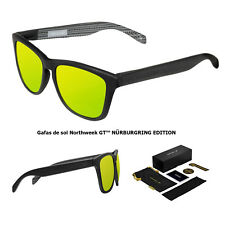 Gafas de sol sunglasses Northweek GT NÜRBURGRING EDITION lente dorada polarizada
