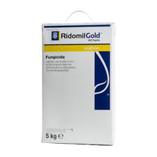 RIDOMIL GOLD R MZ PEPITE Fungicida antiperonosporico sistemico 5 Kg