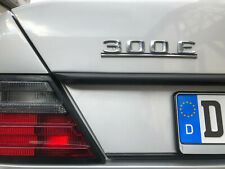 EZ 24.10.1986 Mercedes 300E W124 Automatik 2. Hand, rostfrei! Original 64.596 km