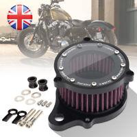 Air Intake Cleaner Filter System For Harley Davidson For Sportster XL883 1200