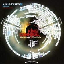 King Cannibal - The Way Of The Ninja (Ninja Tune XX) New & Sealed CD