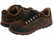 Mountrek Men's Pedro Hill Sz US 10.5 M Brown Suede & Nubuck Casual Shoes $98