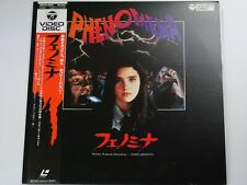 LD  Laserdisc :L370 Phenomena 1984 :Jennifer Lynn Connelly B-9