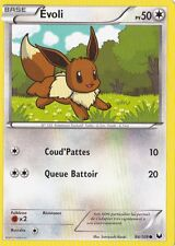 Evoli -N&B:Explorateurs Obscurs-84/108-Carte Pokemon Neuve France