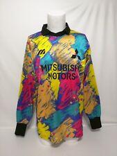 Mizuno Multicolor Mitsubishi Motors Spraypaint Long Sleeve Shirt Mens Size Large