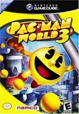 Pac-Man World 3 Nintendo Gamecube Complete