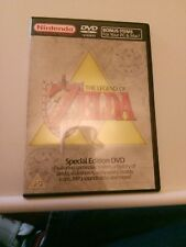 Dvd Video From The Nintendo Magazine The Legend Of Zelda