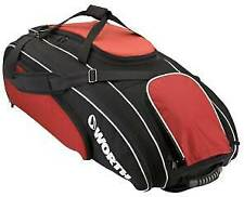 Worth Cbag Player Equipment Bag Black With 11 Color Panel Sets