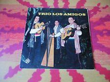 ♫♫♫ Trio Los Amigos * ED1 Telefunken SLE 14388-P Promo LP ♫♫♫